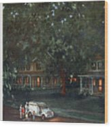 New Yorker August 24th, 1957 Wood Print