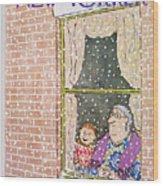 New Yorker December 14th, 1968 Wood Print