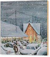 New Yorker December 19th, 1959 Wood Print