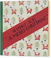 New Yorker December 21 1929 Wood Print