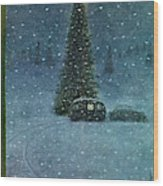 New Yorker December 27th, 1947 Wood Print