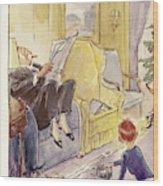 New Yorker December 28th, 1940 Wood Print