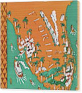 New Yorker February 13th, 1926 Wood Print