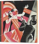 New Yorker February 6th, 1926 Wood Print