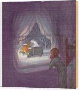 New Yorker January 19th, 1957 Wood Print