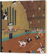 New Yorker January 20th, 1934 Wood Print