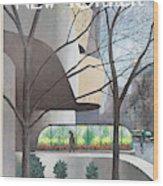 New Yorker January 24th, 1970 Wood Print
