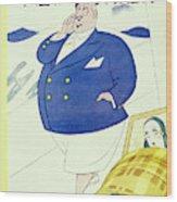 New Yorker July 16 1932 Wood Print