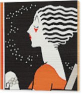 New Yorker June 13th, 1925 Wood Print