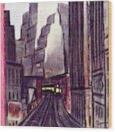 New Yorker June 15 1940 Wood Print