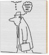New Yorker June 20th, 1977 Wood Print