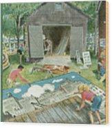 New Yorker June 2nd, 1951 Wood Print