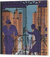 New Yorker June 3rd, 1933 Wood Print