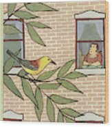 New Yorker May 11th, 1963 Wood Print by William Steig