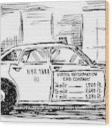 New Yorker May 17th, 1999 Wood Print