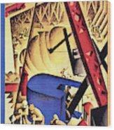 New Yorker May 2 1931 Wood Print