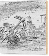 New Yorker May 20th, 1944 Wood Print