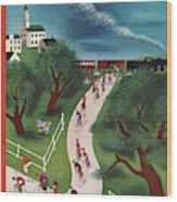 New Yorker May 28th, 1938 Wood Print