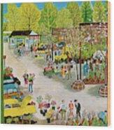 New Yorker May 7th, 1960 Wood Print