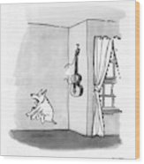 New Yorker May 8th, 1971 Wood Print