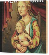 Like Mother Like Daughter Wood Print