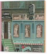 New Yorker November 13th, 1948 Wood Print