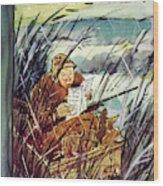 New Yorker November 20 1937 Wood Print