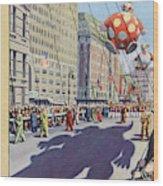 New Yorker November 29th, 1952 Wood Print