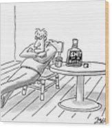 New Yorker November 7th, 1988 Wood Print