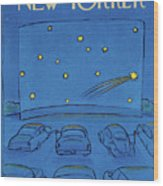 New Yorker September 11th, 1978 Wood Print