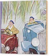 New Yorker September 17th, 1932 Wood Print