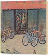New Yorker September 25th, 1954 Wood Print