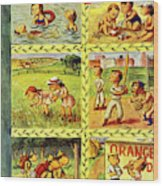 New Yorker September 3 1938 Wood Print