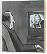 New Yorker September 30th, 1950 Wood Print