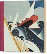 New Yorker September 5 1931 Wood Print
