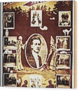 Newmann The Great Wood Print