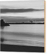Newport 12 Wood Print