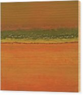 Nfs  Sunset Hues Wood Print