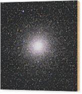 Ngc 5139, Omega Centauri Globular Wood Print
