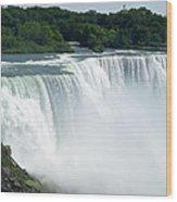 Niagara Falls 12 Wood Print