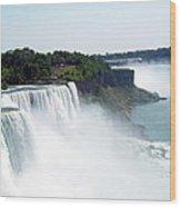 Niagara Falls 2 Wood Print