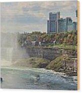 Niagara Falls 4039 Wood Print