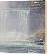 Niagara Falls 4050 Wood Print