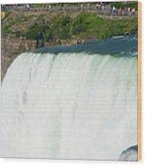 Niagara Falls 5 Wood Print