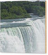 Niagara Falls 8 Wood Print by Aimee L Maher Photography and Art Visit ALMGallerydotcom