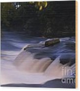 Niagara Falls Three Wood Print