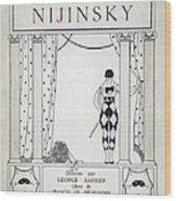 Nijinsky Title Page Wood Print