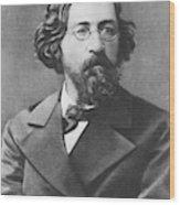 Nikolai Chernyshevsky (1828-1889) Wood Print
