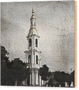 Nikolsky Cathedral Wood Print