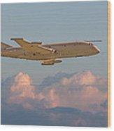 Nimrod - Maritime Patrol Aircraft Wood Print